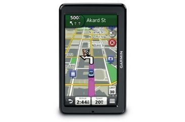Opplanet Garmin nuvi 2595LMT Main Image Turned