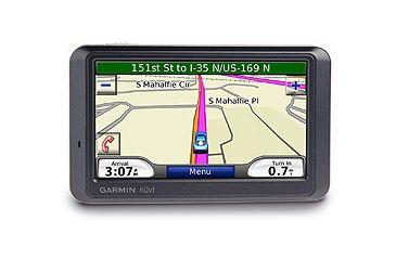 Garmin nuvi 760 GPS Navigation System with Bluetooth 010-00657-10