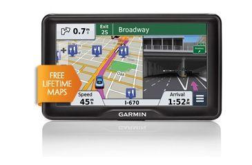 Garmin Nuvi GPS 2757 w/ Lifetime Maps 010-01061-00