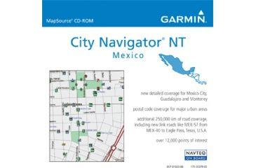 Garmin On the Road Maps GPS City Navigator Mexico NT w/ Free S&H