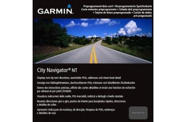 Garmin On the Road Maps GPS City Navigator Russia NT 010-11248-00 ...