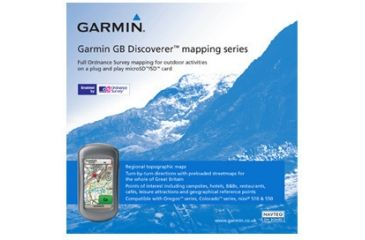 Garmin On the Trail Maps GPS GB Discoverer-Offa's Dyke Path 010-C0983-00 w/ Free S&H