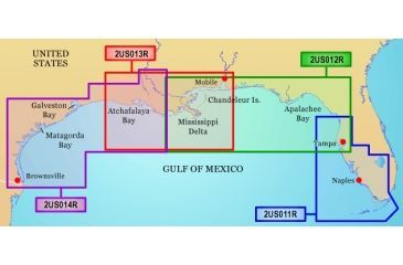 Gps Mexico Map on