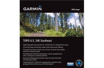 Garmin Topo US 24K Southeast DVD 11319