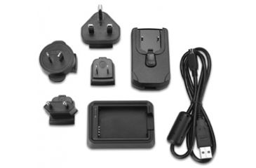Garmin VIRB Lithium-Ion Battery Charger, Black 010-11921-06