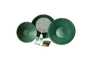 1-Garrett Complete Gold Pan Kit 1651310