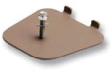 Garrett Adhesive Floor Mounting Kit for Garrett PD 6500i Metal Detectors 1604100