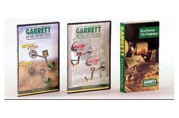 Garrett GTI 2500 Operating Video - Instructional VHS 1673100