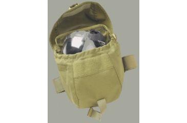 BlackWater Gear Gas Mask/XL Utility Pouch