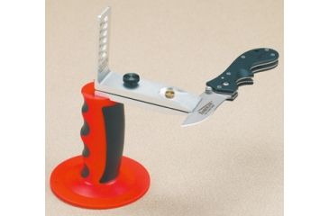 Gatco Sharpeners Easy-GripClamp Mount, Red 12001