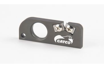 Gatco Sharpeners MCS Military Carbide Sharpener, Charcoal 40006