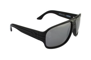 Gatorz El2blk02Bk Ely2 Black Chrome Lens Sunglasses