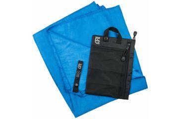 1-Gear Aid Microfiber Towel, Large, Blue