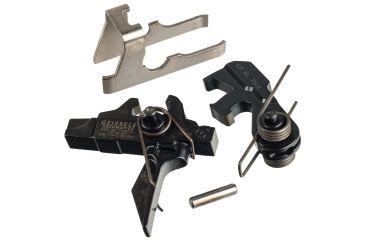Geissele 05659 Super MCX SSA Flat Bow AR Style Steel 05-659  Color: Black, Finish: Black/Silver,  w/ Free Shipping