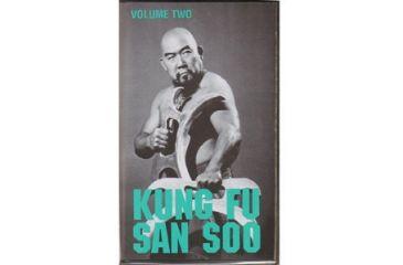 Gen Pro Kung Fu San Soo, Gerald Okamura, Vol. 2 VT0721A-DVD