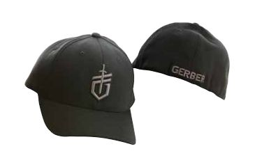 Gerber Baseball Hat, Polybag, Large-XLarge 30-000754
