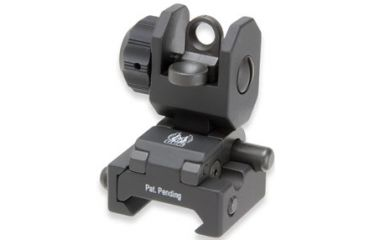 Gg G Ggg 1005t A2 Back Up Iron Sight W Locking Detent And Trijicon Tritium