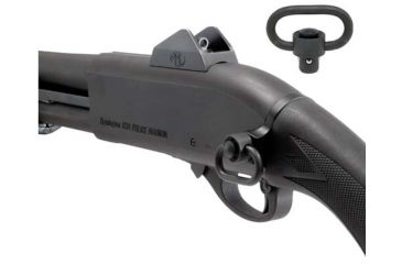 GG&G Remington 870/1100/1187 Quick Detach Rear Sling Attachment w/Swivel 12ga,Left Hand GGG-1399L