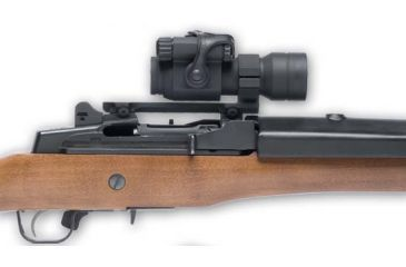 gg g ruger mini 14 and mini 30 scope mount w integral 30mm scope