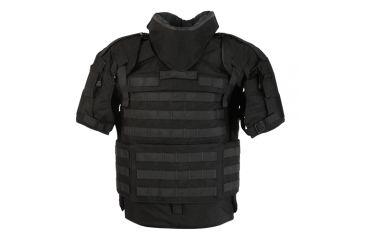 GH Armor Systems Gh Delta 5 Vest Lite 3a Black - GHD5L3AVB