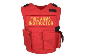 GH Armor Systems Gh Fire Inst Carrier Red Xl Re - GHFIREXLR