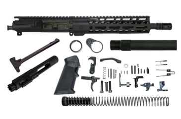 Ghost Firearms Vital 7 62 Complete Upper Receiver w/Pistol Lower Parts Kit