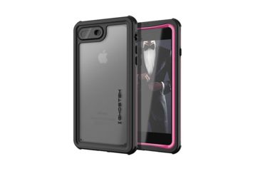finest selection 96125 c3846 Details about GHOSTEK iPhone 7/8 Plus Nautical Case, Pink, Pink, GHO-01658  Cell Phone Case