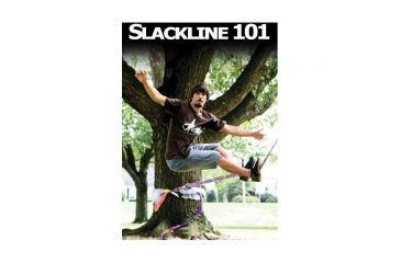 Gibbon Slackline 101 Dvd, Gibbon, Publisher - Gibbon