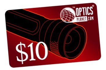 OpticsPlanet Email Gift Certificate $10