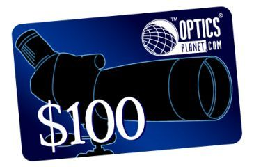 OpticsPlanet Email Gift Certificate $100