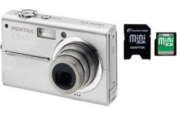 2-PC Pentax Photography Gift Package - Pentax - Silicon Power
