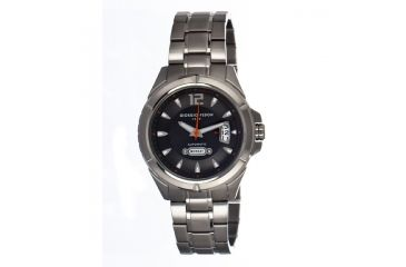 Giorgio Fedon 1919 Gfad001 Mechanical II Mens Watch, Black GIOGFAD001