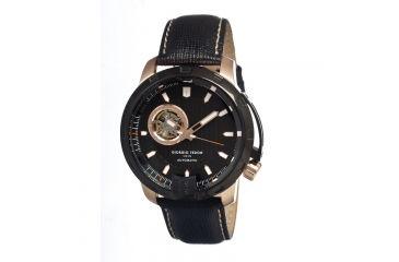 Giorgio Fedon 1919 Gfaq002 Mechanical III Mens Watch, Black GIOGFAQ002