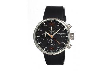 Giorgio Fedon 1919 Speed Timer II Mens Watch, Black-Silver GIOGFAY001