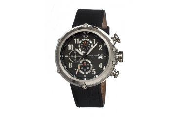 Giorgio Fedon 1919 Sport Utility Mens Watch, Black-Silver-Black GIOGFAV001