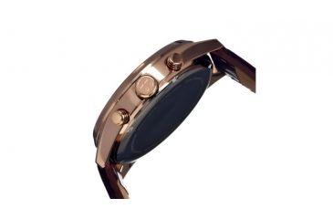 Giorgio Fedon 1919 Vintage VI Mens Watch, Black Dial, 45mm Case Diameter GIOGFBD004