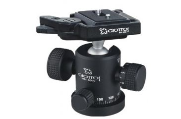 Giottos Large Ball Head MH1000 w/ Mount MH652 - MH1000-652