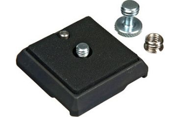 Gitzo Series 1/2/3 Quick Release Plate Square W/ 3/8in Thread GS5370C