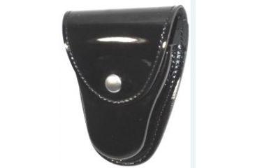 Gould & Goodrich K-Force H80 Handcuff Case/Glove Pouch, Hi-Gloss, Standard Hardware, H80CL