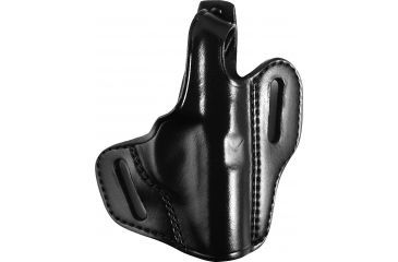 Gould Goodrich 2 Slot Pancake Holster, Black, Right B802232