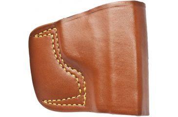 Gould Goodrich 891 Belt Slide Holster Chestnut Brown Right Hand Colt Defender Kaher K9 Similar