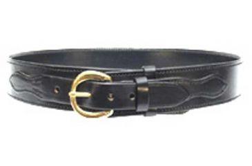 112 cm, Black Weave Gould /& Goodrich F//Lb49-44Wbr E-Z Slide Duty Belt fits 44-Inch Waist