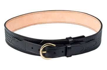 Gould & Goodrich B115-34WBR Ranger Duty Belt, Black Weave, Size 34