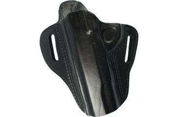 Gould-Goodrich B800-195LH Open Top Holster Black Left Hand-1911-Style 4.75-5in BBL