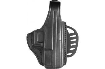 Gould & Goodrich B807-XD4 Paddle Holster, Black - Springfield XD4 9mm, Right Hand