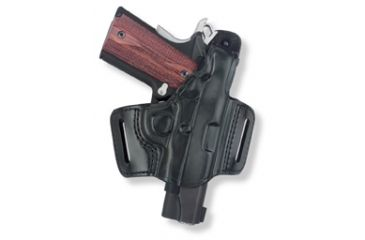 Gould & Goodrich B809 Belt Slide Holster With Thumb Break
