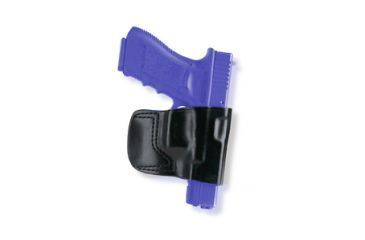 Gould & Goodrich B891-G17 Belt Slide Holster, Black