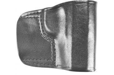 Gould & Goodrich B891 Belt Slide Holster, Black, Right Hand - Sig 23/232, Walther PPK