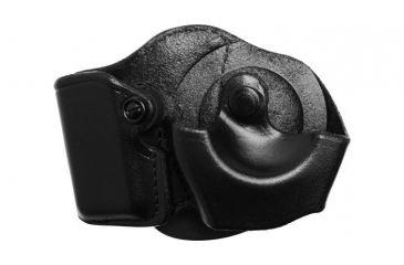 Gould & Goodrich B871 Cuff/Magazine Paddle Case, Black, Right Hand - Beretta 83/85, Walther PPK & Similar