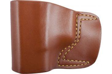 Gould Goodrich Belt Slide Holster, Chestnut Brown, Left 891G17LH